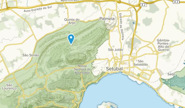 Aldeia, Setúbal Map