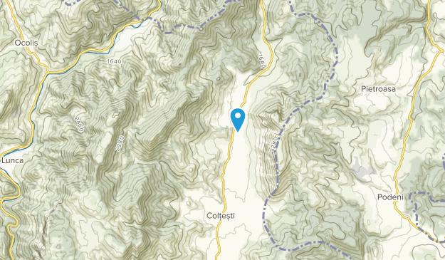 Râmetea, Alba Map