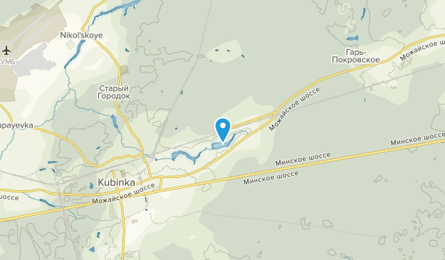 Podlipki, Moscow Oblast Map