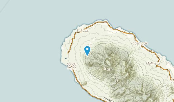 Ortons, Saint Paul Capesterre Map
