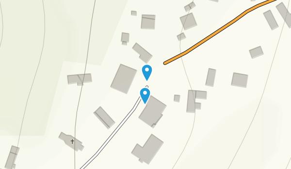 Kordíky, Banskobystrický kraj Map