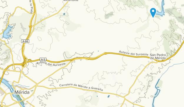 Best Trails Near Merida Spain Alltrails