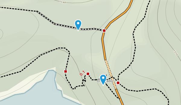 El Chorro, A Coruña Map