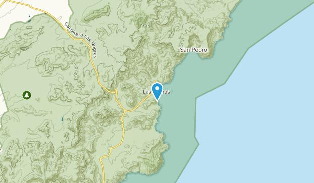 Níjar, Almería Map