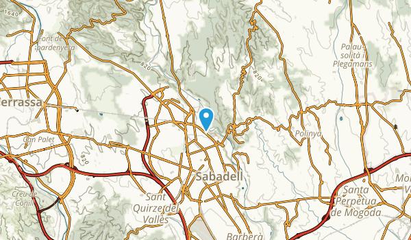 Best Trails near Sabadell Barcelona Spain AllTrails