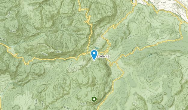 Grazalema, Cadiz Map