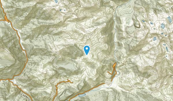 Gistaín, Huesca Map