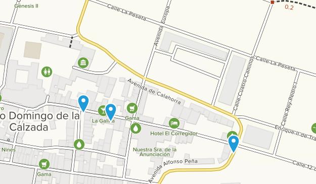 Best Trails near Santo Domingo de la Calzada, La Rioja Spain ... on managua map, la romana map, yucatan peninsula map, san salvador map, el salvador map, la havana map, port au prince on map, saint-domingue map, jamaica map, dominican republic map, caribbean map, punta cana map, havana cuba map, san juan map, quito map, belmopan map, toronto map, haiti map, puerto rico map, caracas map,