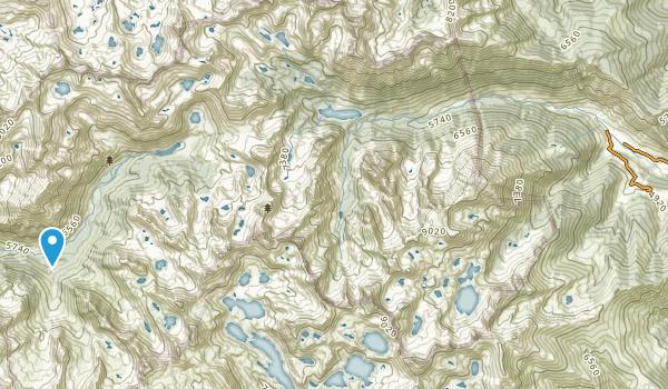 Espot, Lleida Map