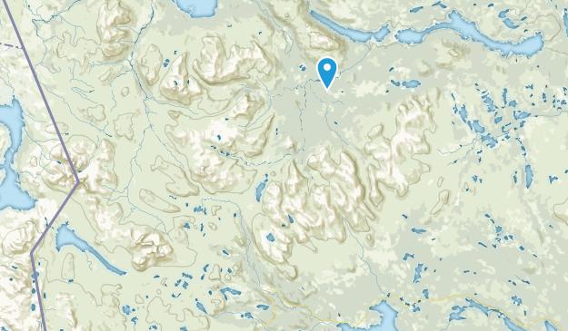 Nyvallen, Jämtland Map