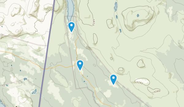 Idre, Norrbotten Map