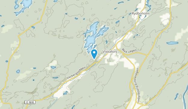 Västra Götaland, Norrbotten Map