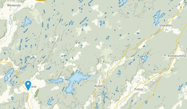 Viskafors, Norrbotten Map