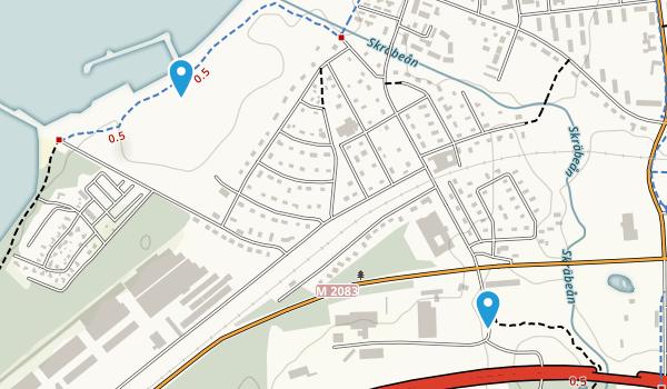 Bromölla, Skåne Map