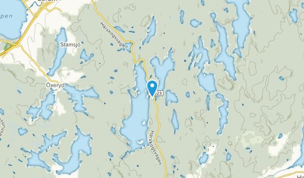 Stenkullen, Västra Götalands län Map