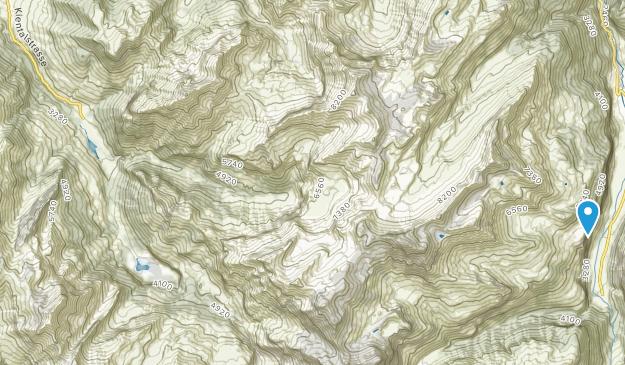 Kiental, Bern Map