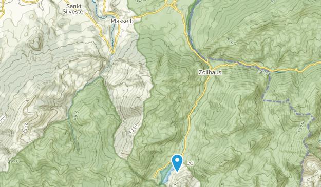 Plaffeien, Fribourg Map