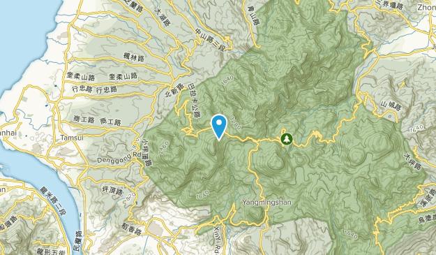 Bailaka, Taiwan Map
