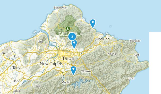 Neihu, Taipei City Map