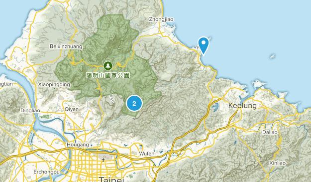 Shuangxigou, Taipei City Map