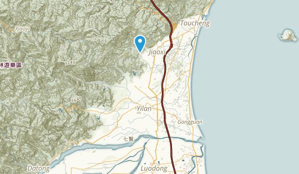 Qiaotou, Yilan Map