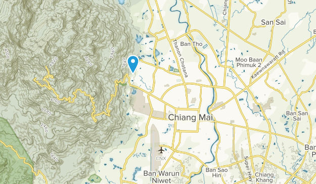 Best Trails near Chiang Mai, Chiang Mai, Thailand | AllTrails