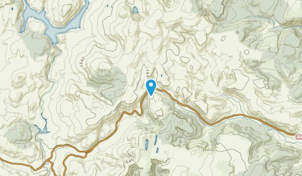 Blaenrheidol Community, CGN Map