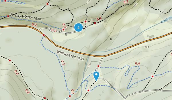 Braithwaite, England Map