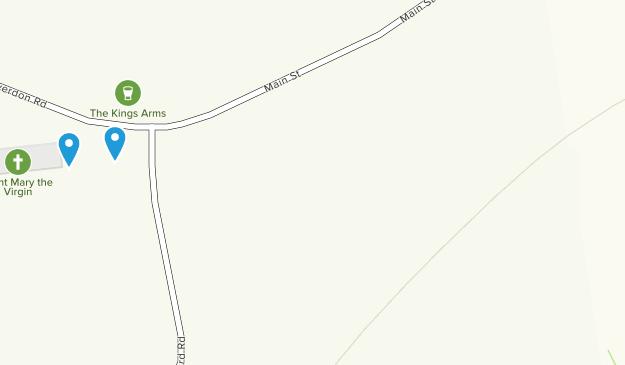 Farthingstone, England Map