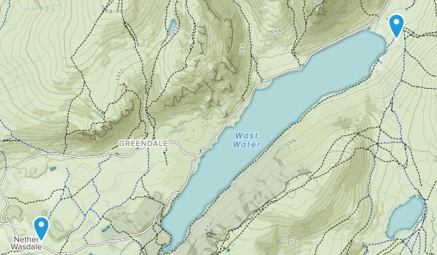 Seascale, England Map