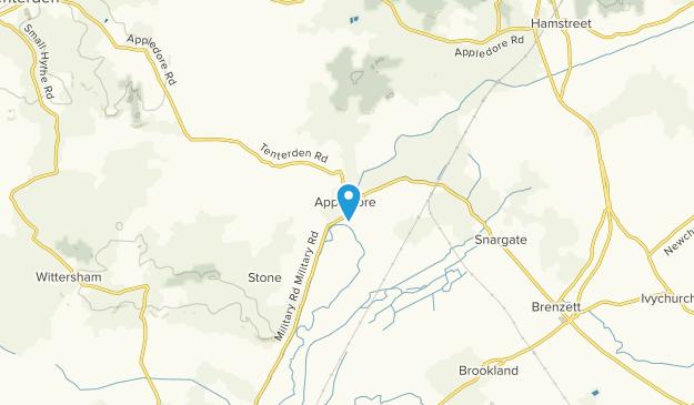 Stone, England Map