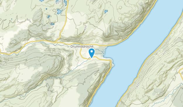 Drumnadrochit, Scotland Map