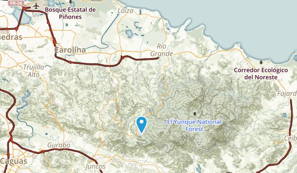 Best Trails Near Rio Grande Alltrails - Rio-grande-on-us-map