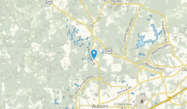 Farmville, Alabama Map