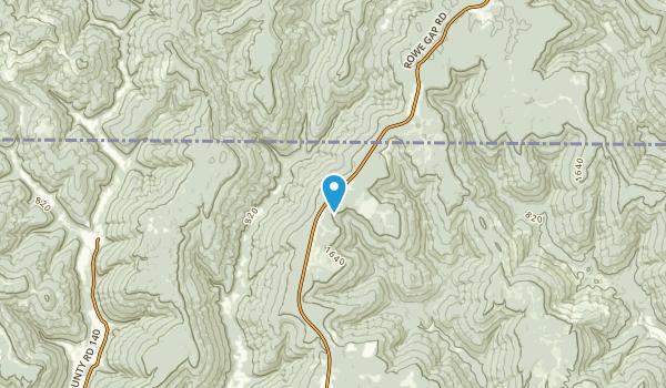 Hytop, Alabama Map