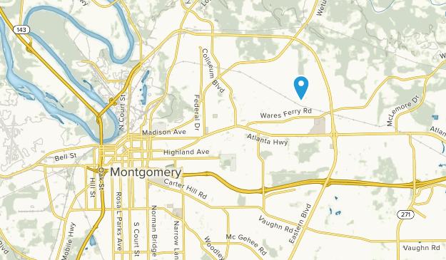 Best Trails near Montgomery, Alabama | AllTrails