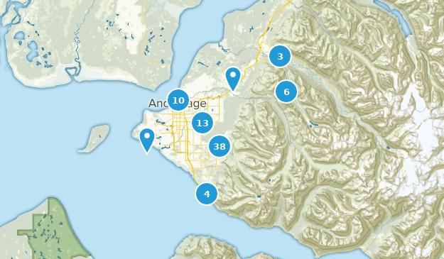 Best Trails near Anchorage, Alaska | AllTrails