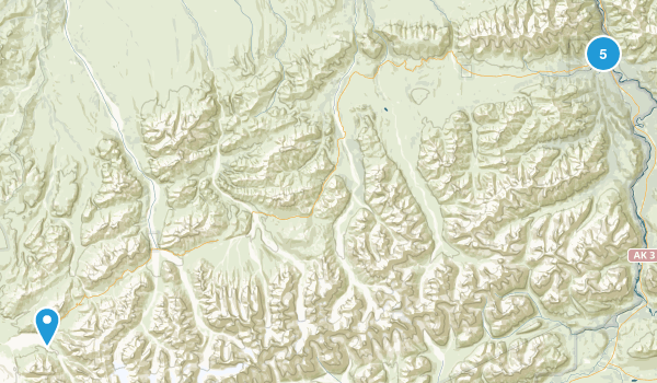 Best Trails near Denali National Park Alaska AllTrails