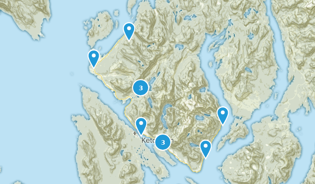 Ketchikan Alaska Map Google.Best Trails Near Ketchikan Alaska Alltrails
