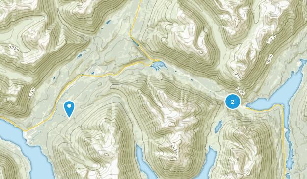 Moose Pass, Alaska Map