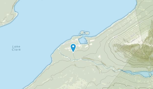 Port Alsworth Alaska Map.Best Trails Near Port Alsworth Alaska Alltrails