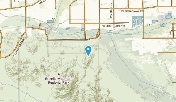 Best Trails near Avondale Arizona AllTrails