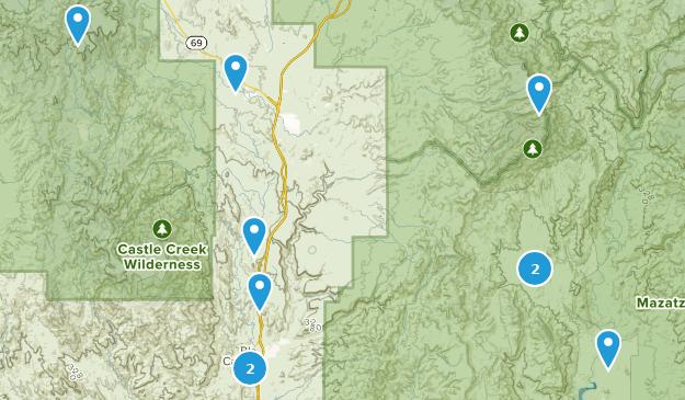 Best Trails Near Black Canyon City Arizona Alltrails