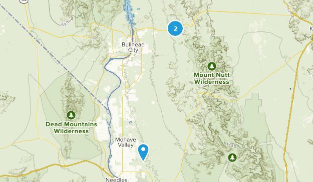 Map Bullhead City Az, Bullhead City Arizona Map, Map Bullhead City Az