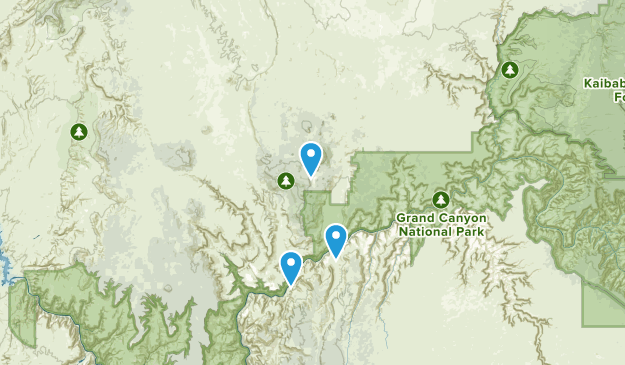 Map of Trails near Colorado City, Arizona | AllTrails