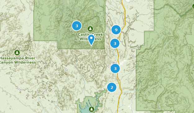 Map Of Crown King Arizona.Best Trails Near Crown King Arizona Alltrails