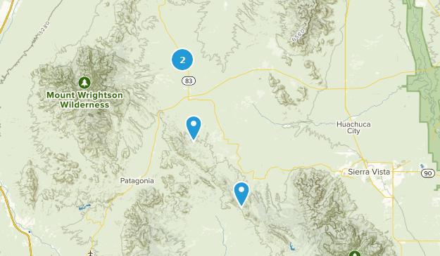 Map Of Elgin Arizona.Best Trails Near Elgin Arizona Alltrails