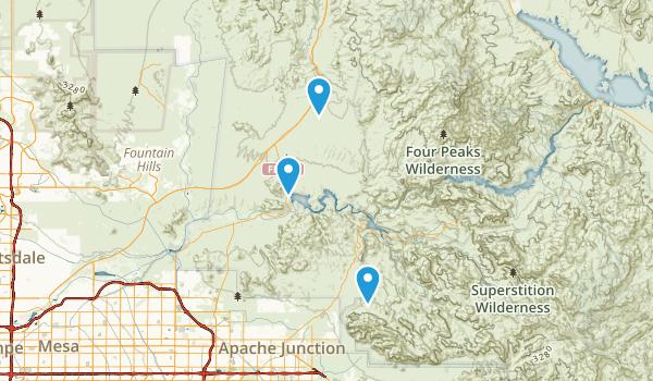 Best Trails near Fort McDowell Arizona 97 Photos 60 Reviews