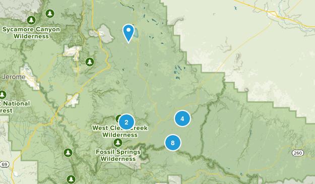 Happy Jack Arizona Map.Best Trails Near Happy Jack Arizona Alltrails
