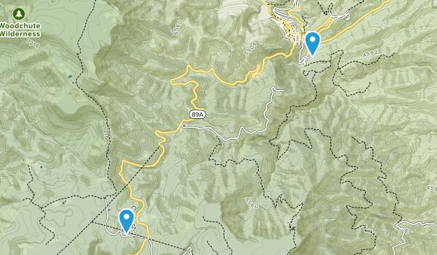 Map Of Arizona Including Jerome.Best Trails Near Jerome Arizona Alltrails